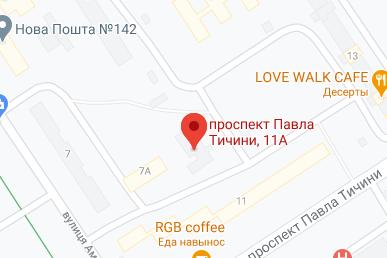 Ветеринарная клиника Лесси в Днепровском районе
