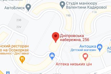 Ветеринарная клиника Большая медведица в Дарницком районе